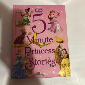 Disney princess story book